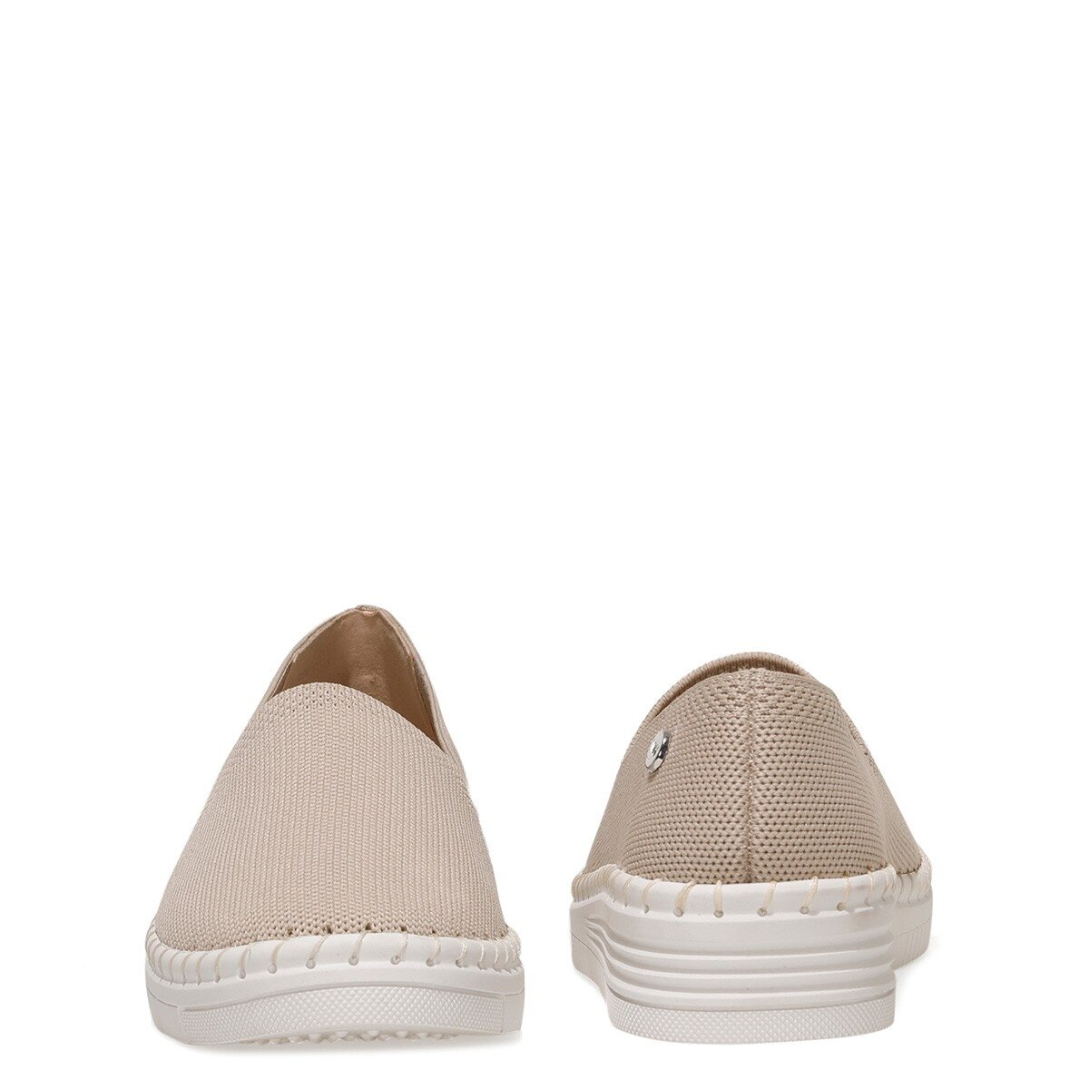 GRETCHEN2 1FX Bej Kadın Loafer Ayakkabı