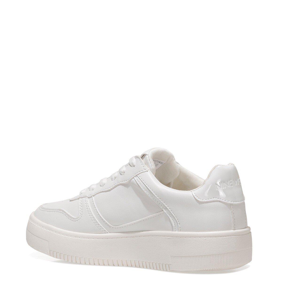 MOSHPIT3 1FX Beyaz Kadın Spor Ayakkabı