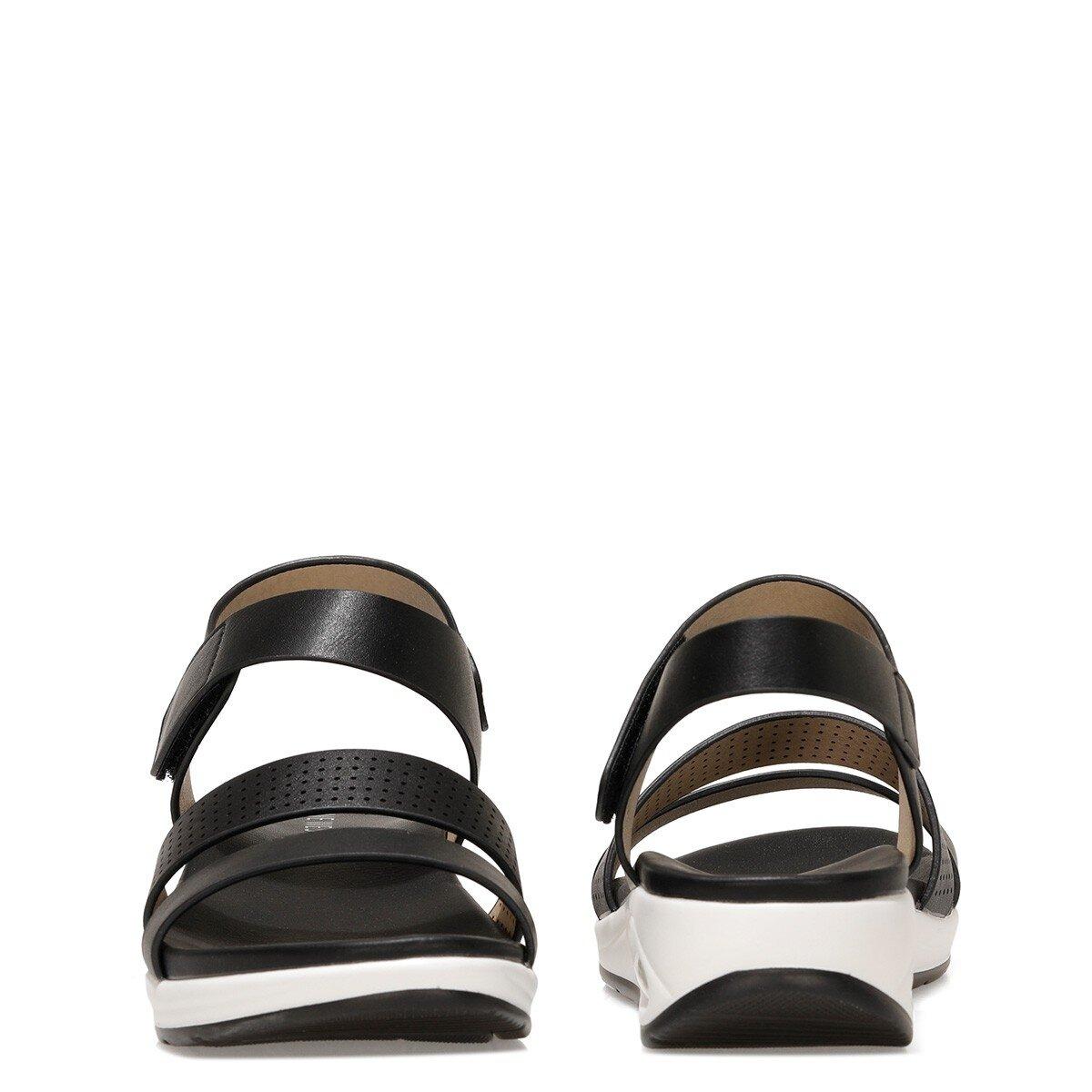 CHICAGO 1FX Siyah Kadın Sandalet