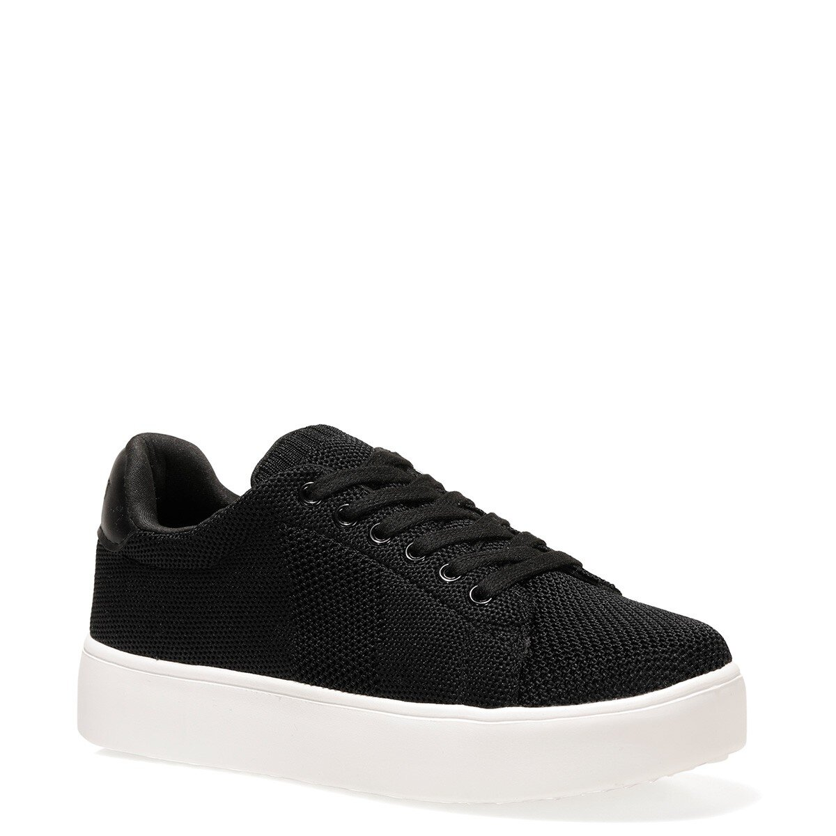 ULONIA 1FX Siyah Kadın Sneaker Ayakkabı