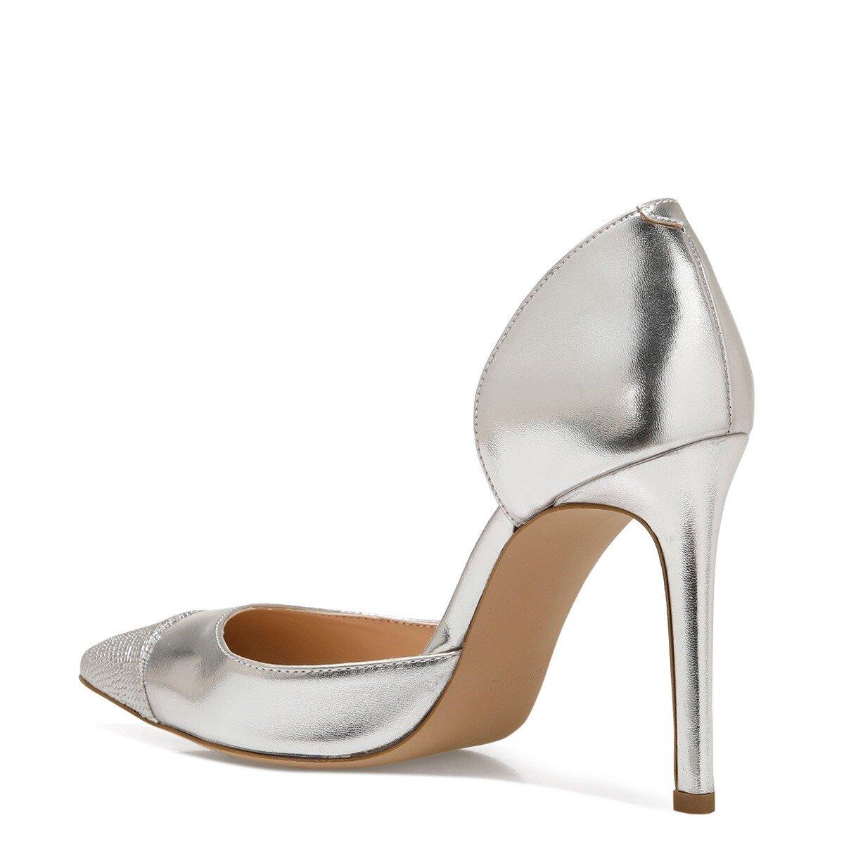MERNANI 1FX Gümüş Kadın Gova Ayakkabı