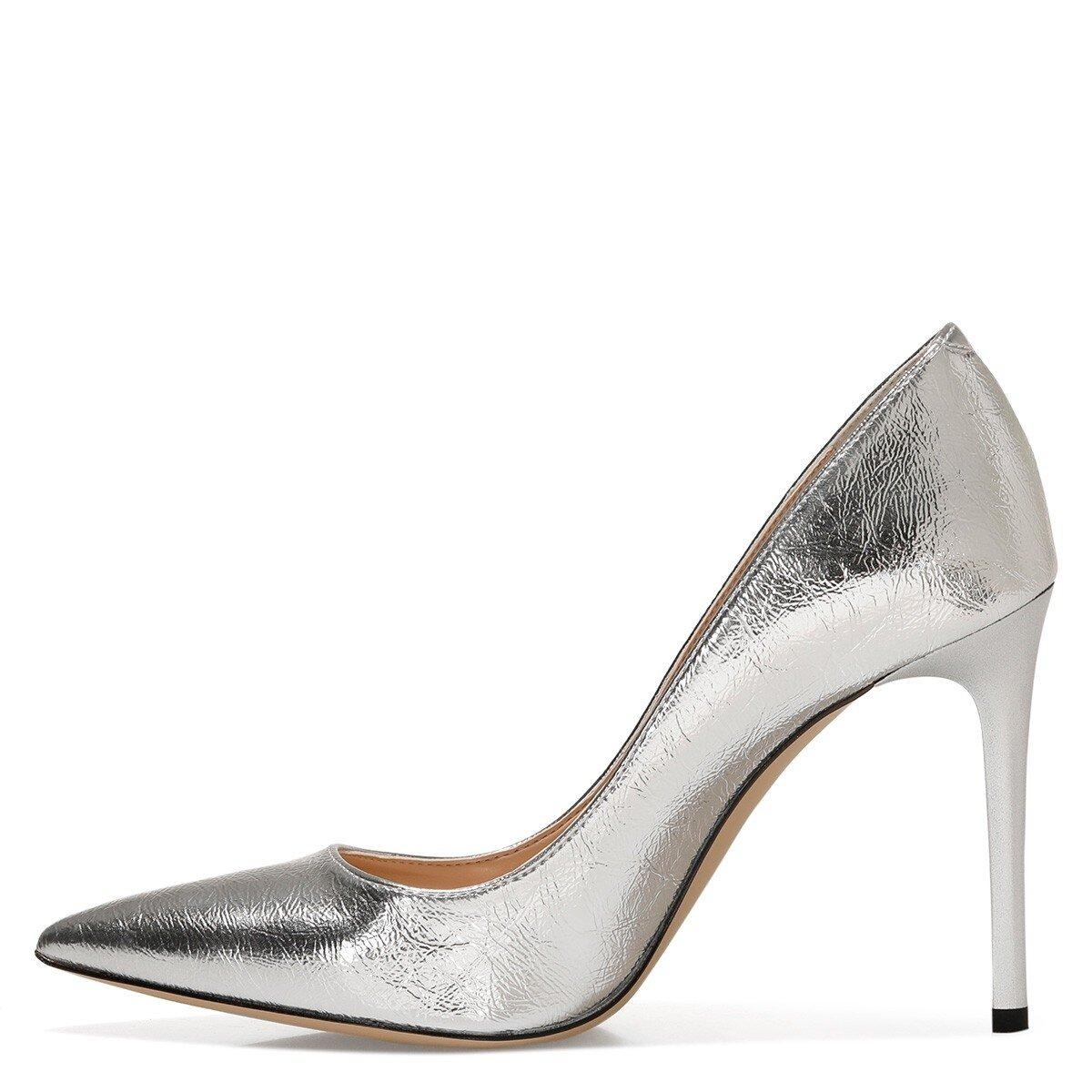 SUNDE 1FX Gümüş Kadın Gova Ayakkabı