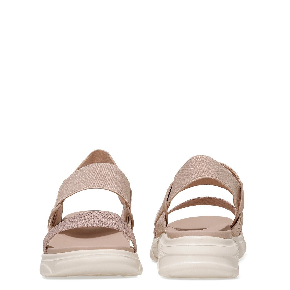 ABAUVIA 1FX Pembe Kadın Sandalet