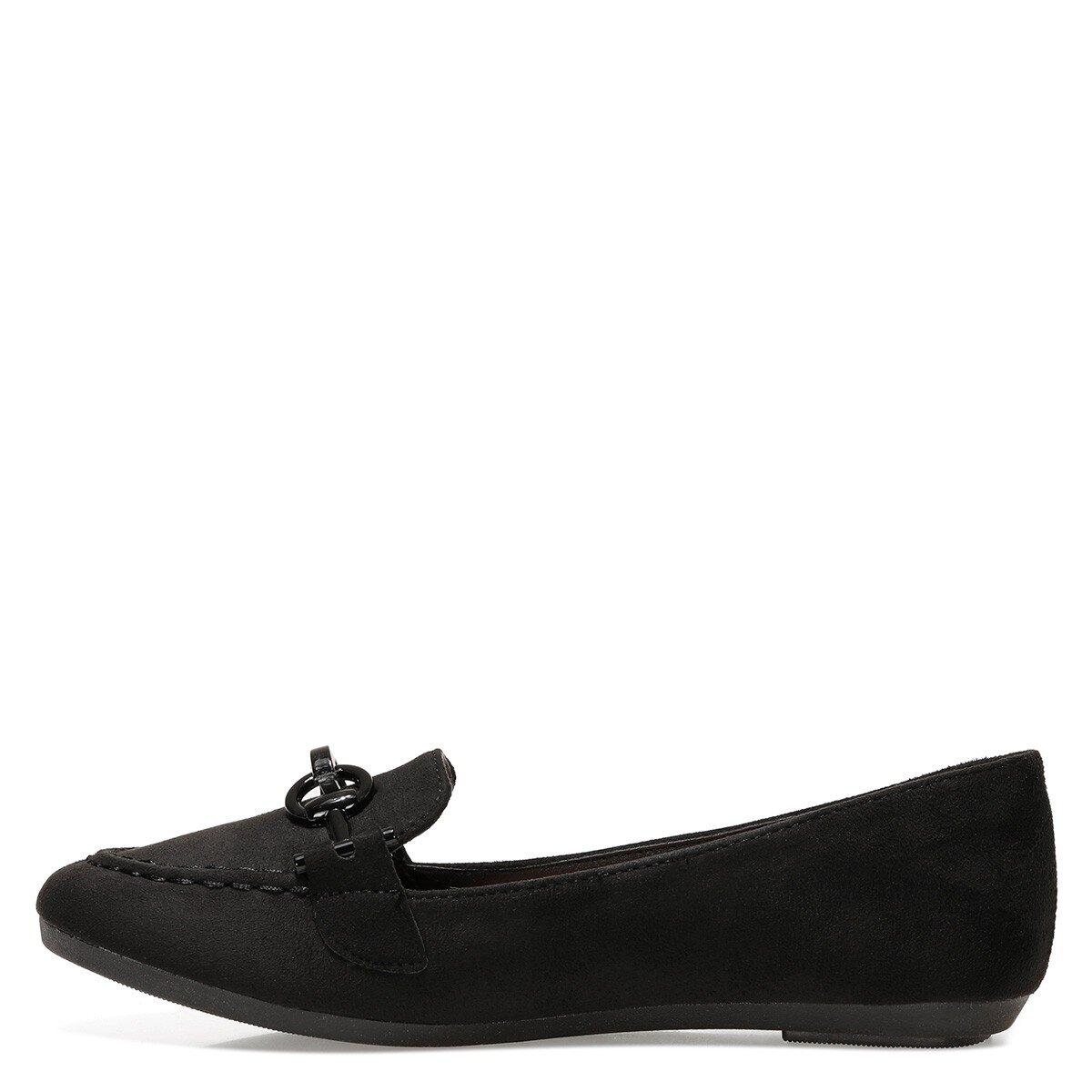 MAED 1FX Siyah Kadın Loafer