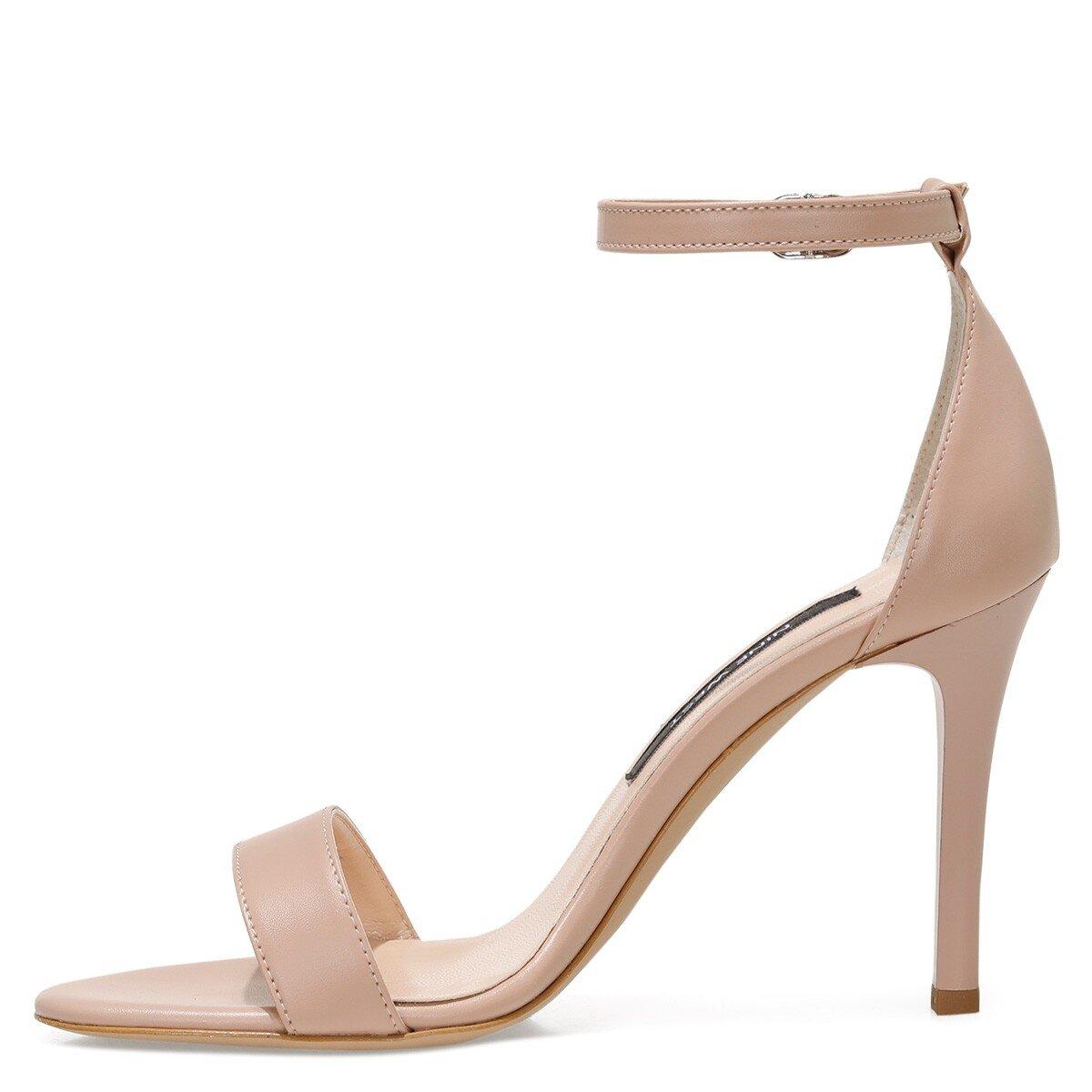 MANNE 1FX NUDE Kadın Sandalet