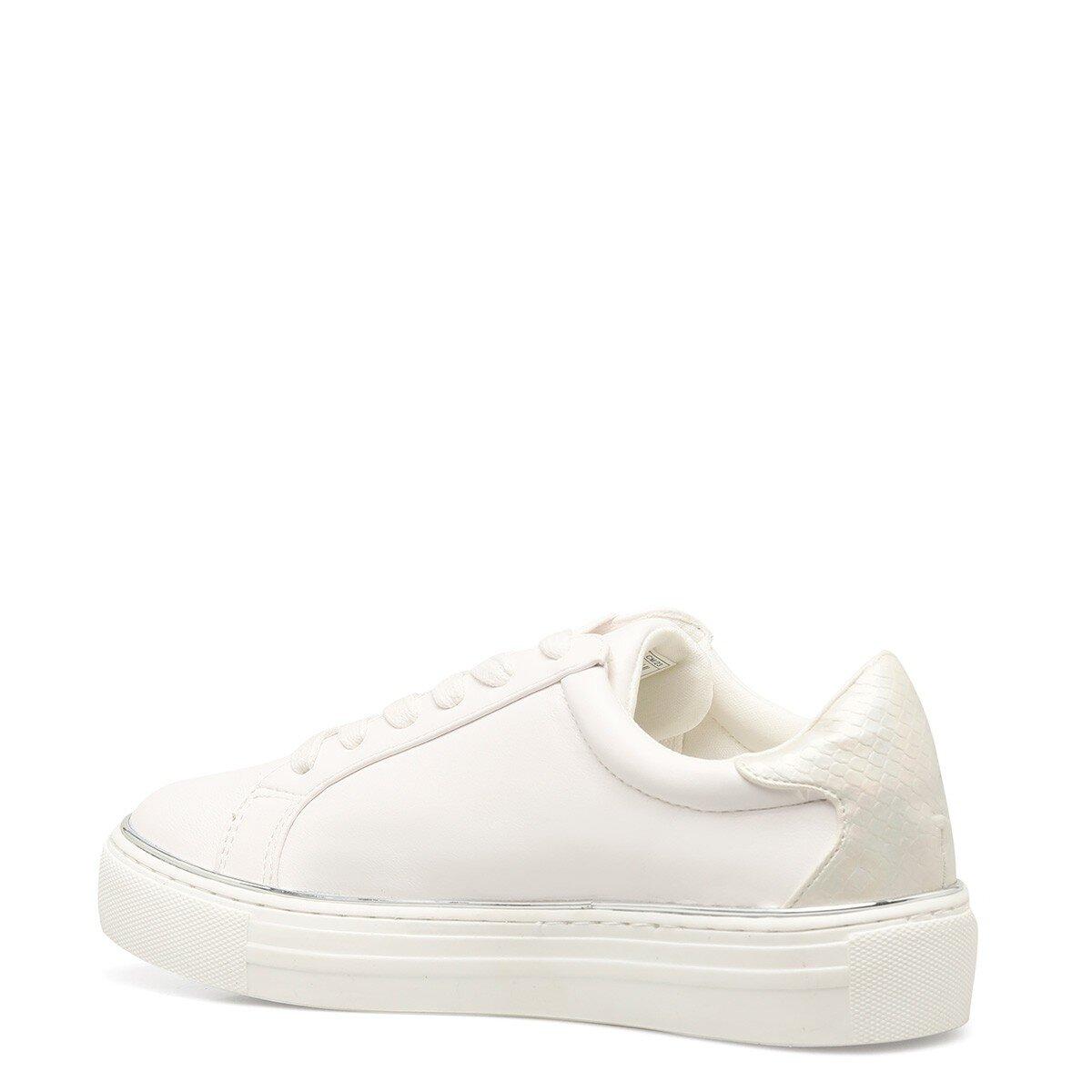 PATERSON 1FX Gümüş Kadın Sneaker Ayakkabı