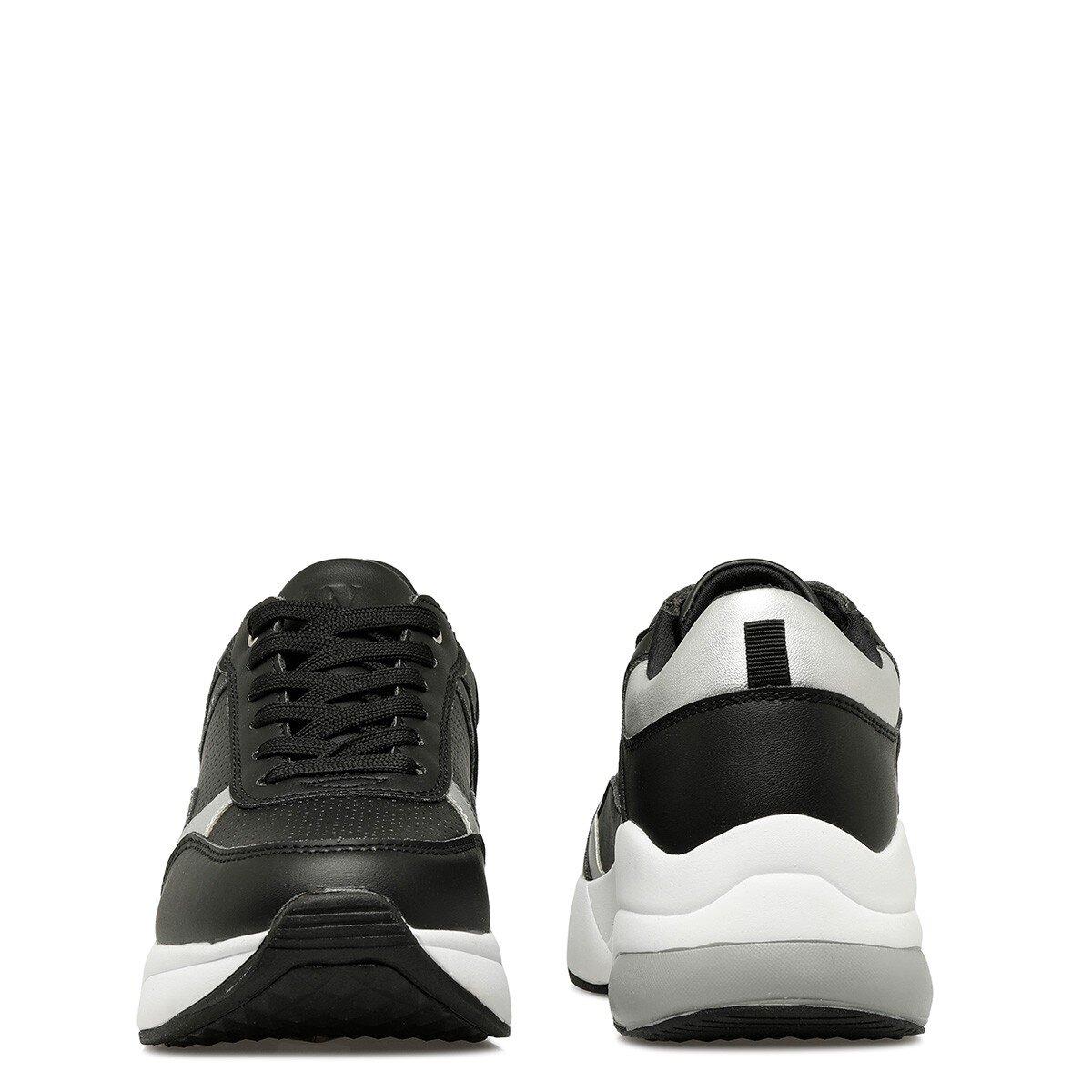 PATRICIA 1FX Siyah Kadın Sneaker Ayakkabı