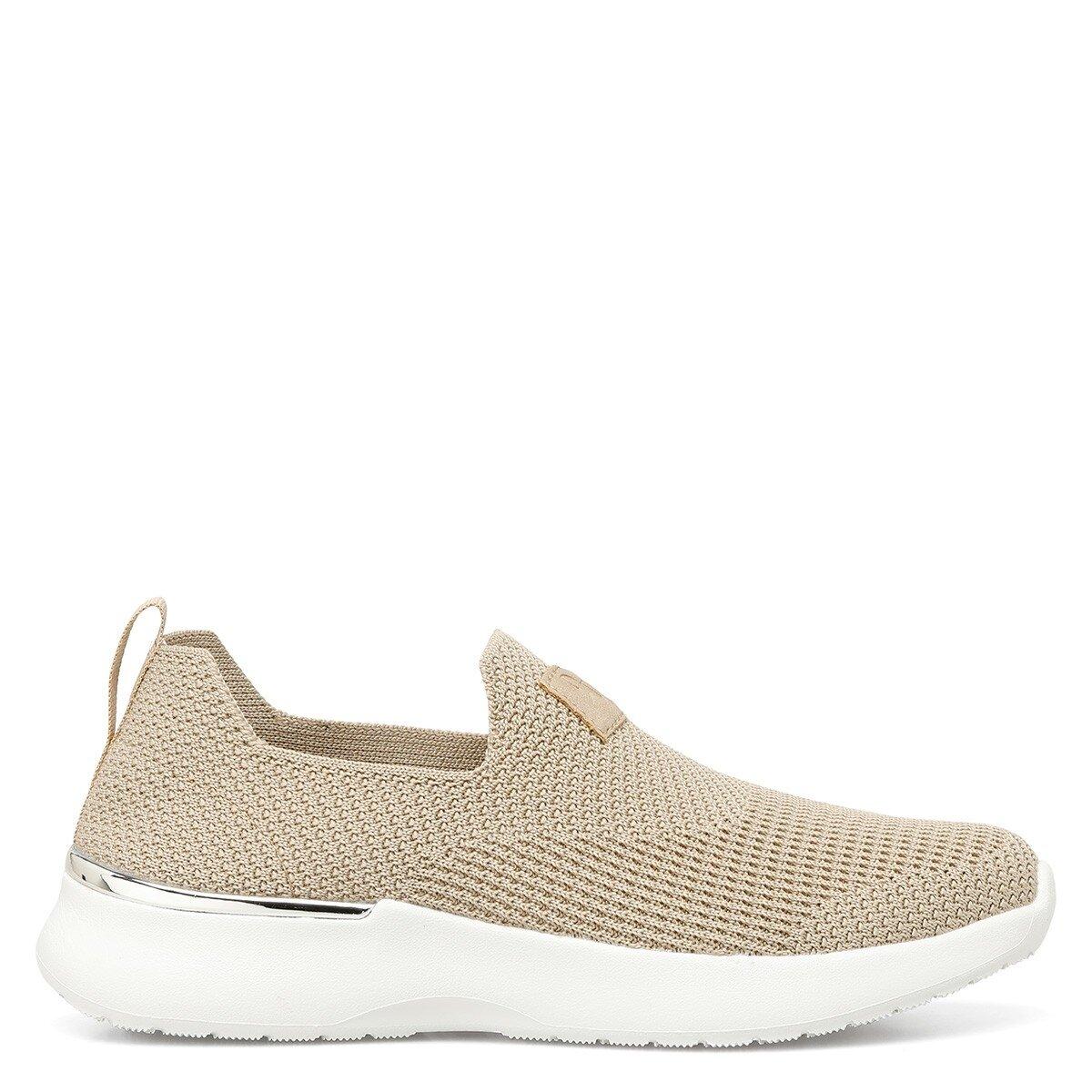 RENEE2 1FX Kum Rengi Kadın Slip On Ayakkabı