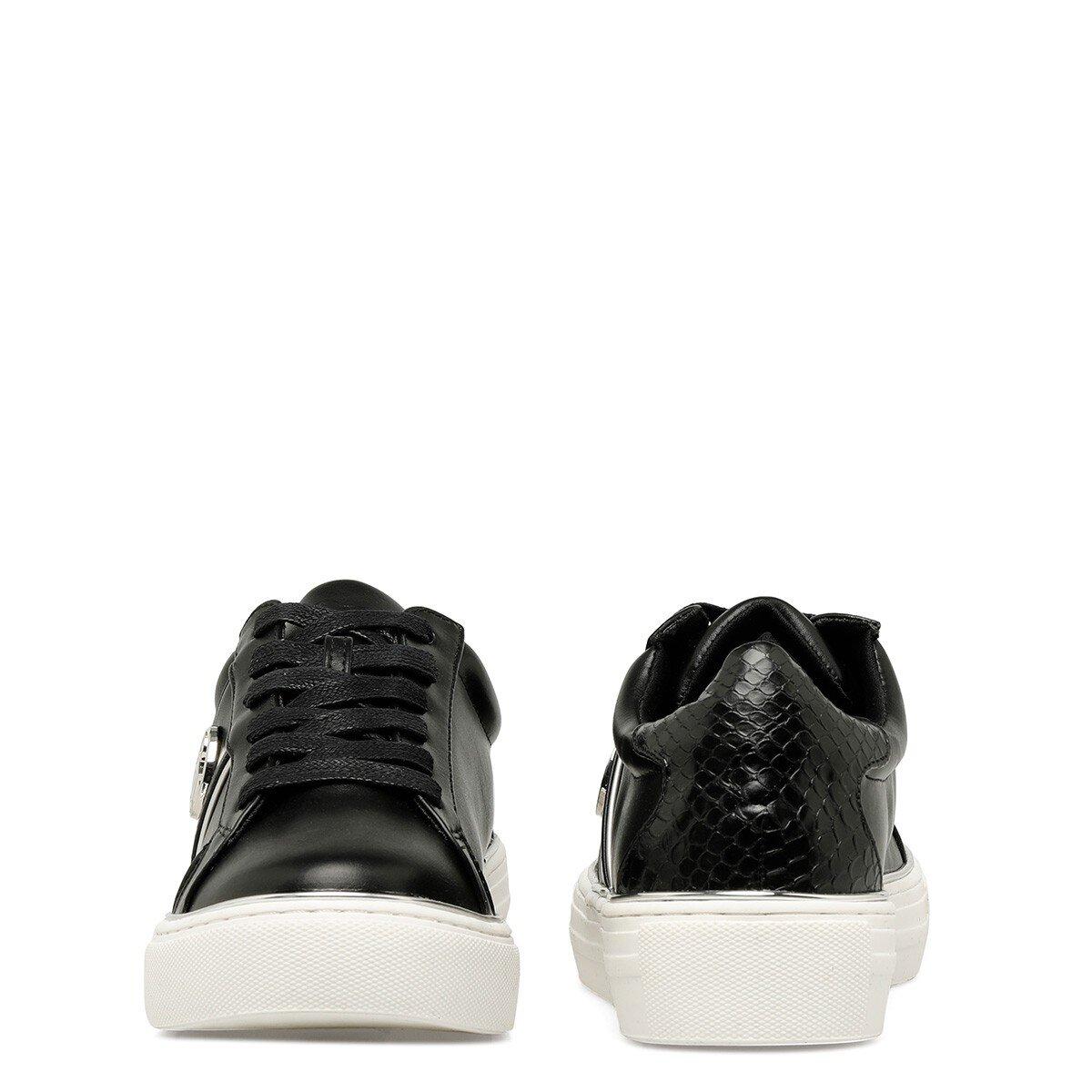 PATERSON 1FX Siyah Kadın Spor Ayakkabı
