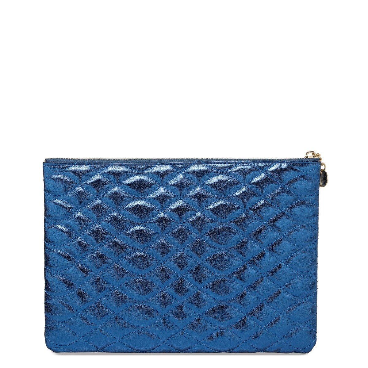 DANY 1FX Mavi Kadın Portföy Çanta