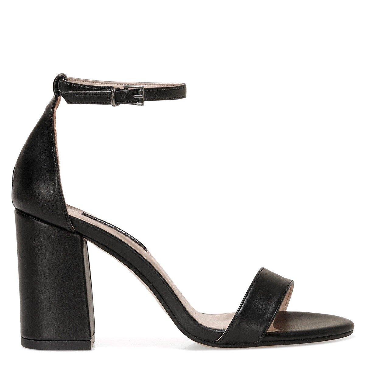 MAYSIE 1FX Siyah Kadın Topuklu Sandalet