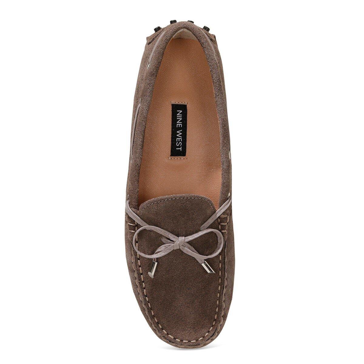 NEWHOLT2 1FX Gri Kadın Loafer