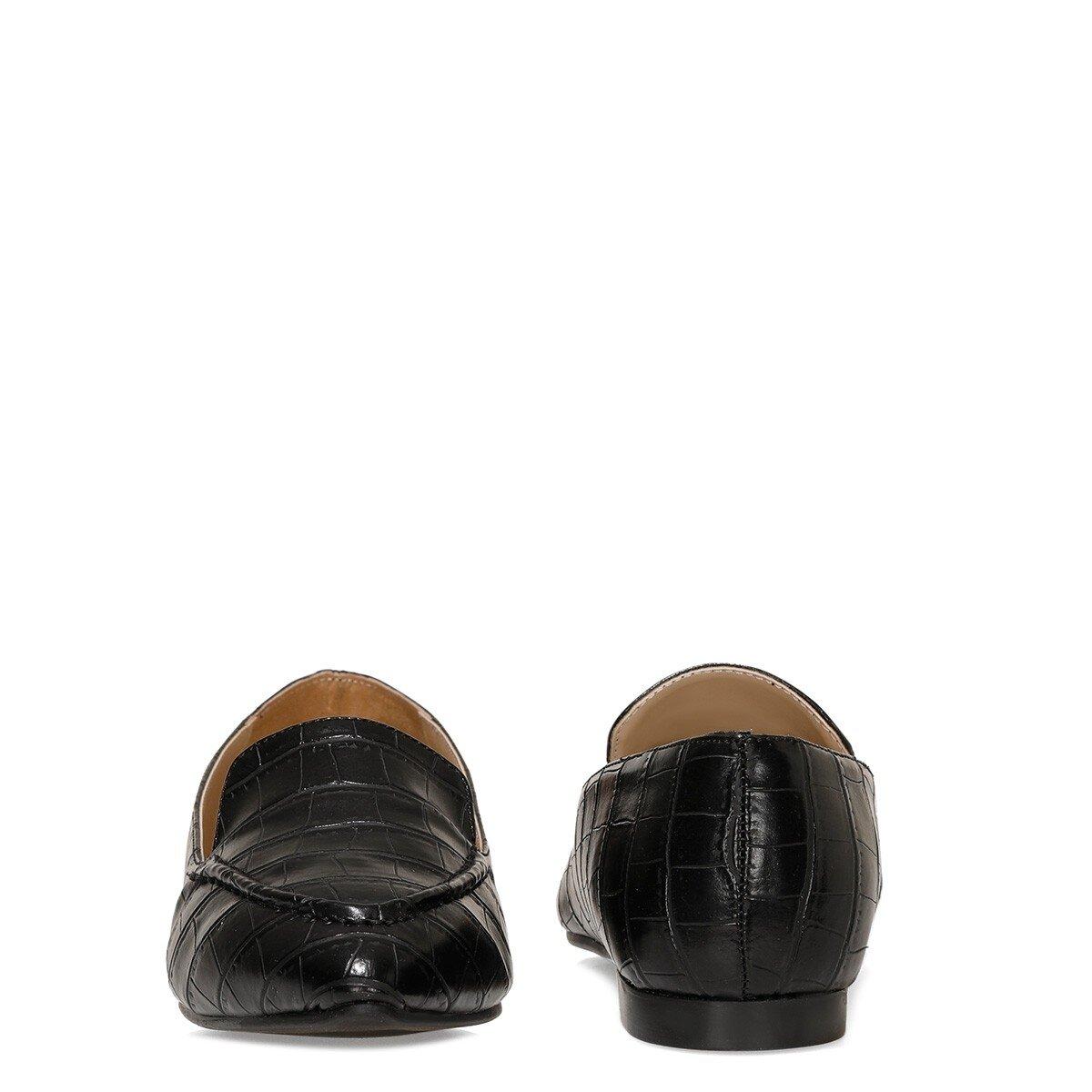 SIMPA 1FX Siyah Kadın Loafer