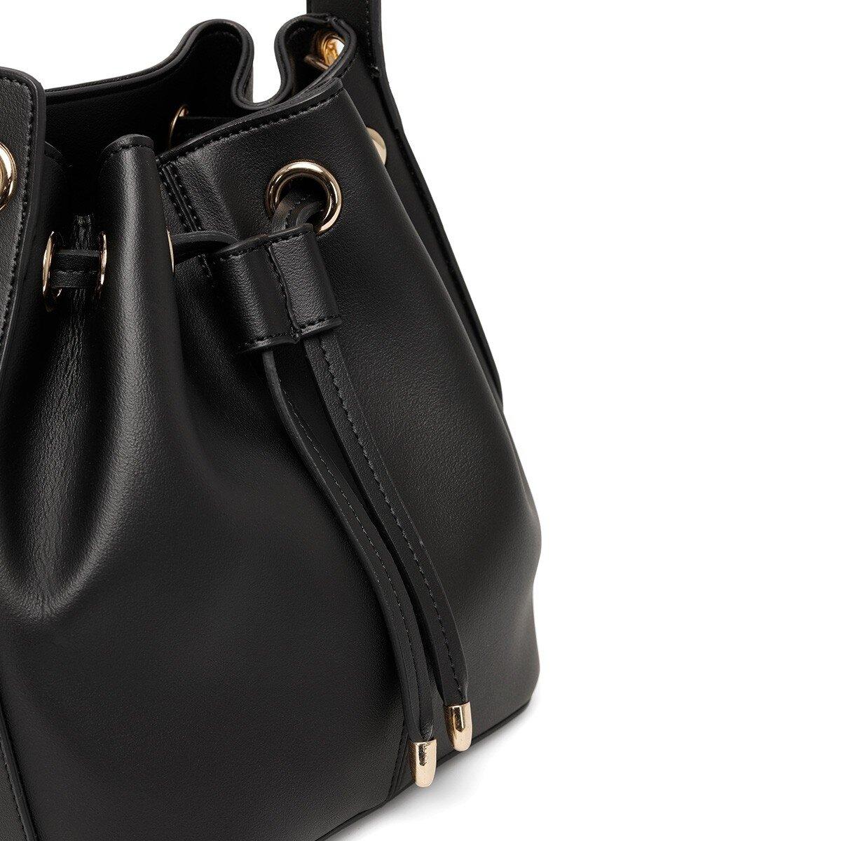 MELZO 1FX Siyah Kadın Çapraz Çanta