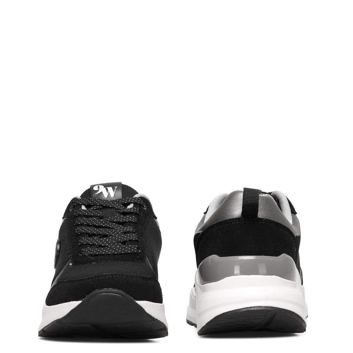 QUERLY2 1FX Siyah Kadın Sneaker