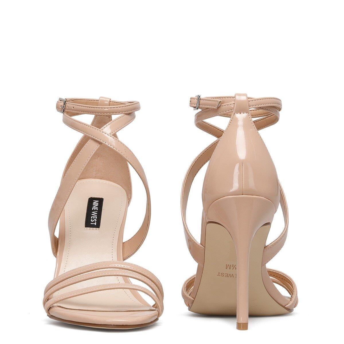 ILOV3 NUDE Kadın Topuklu Sandalet