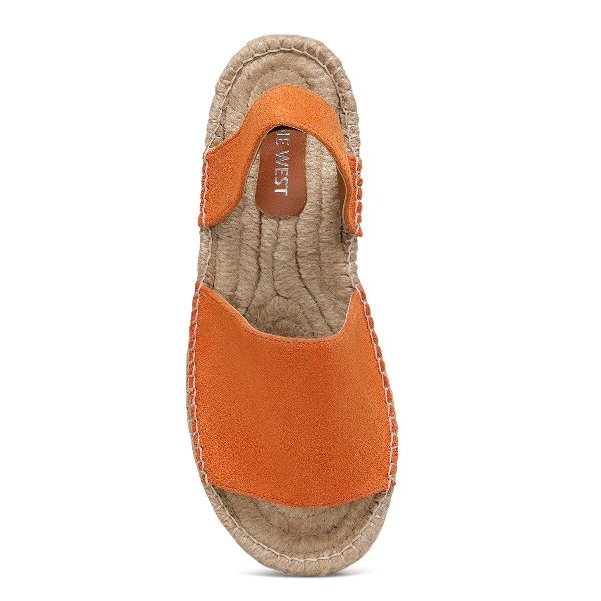 RILLA 1FX Turuncu Kadın Espadril Ayakkabı