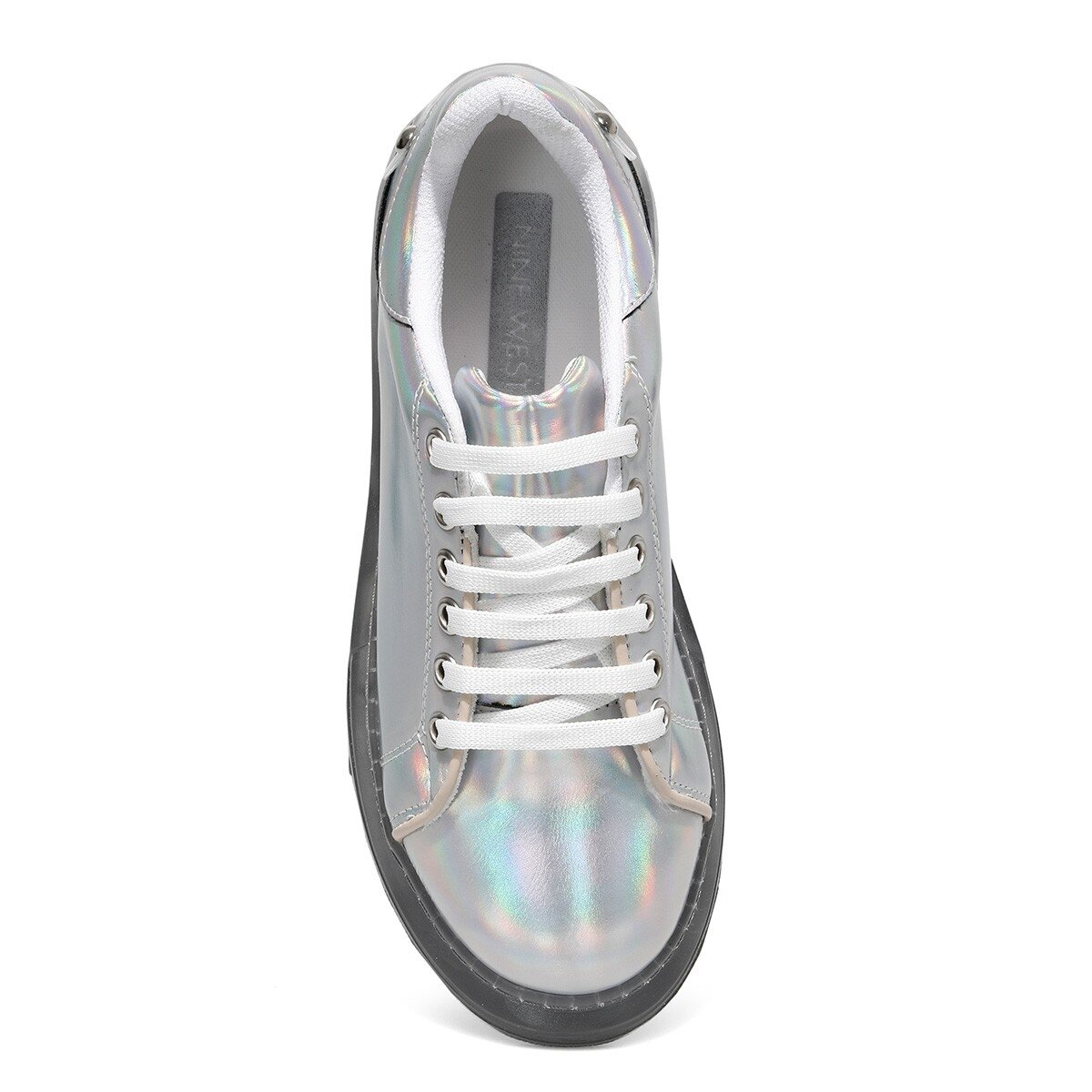 POTROYE 1FX Gümüş Kadın Sneaker