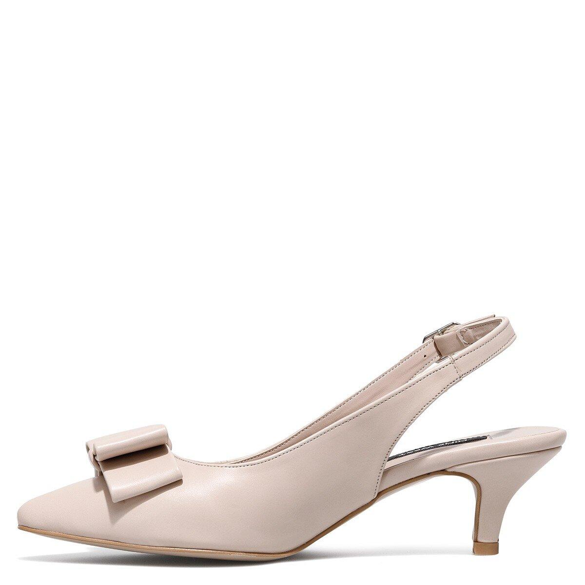 FEMMAN 1FX Pudra Kadın Gova Ayakkabı