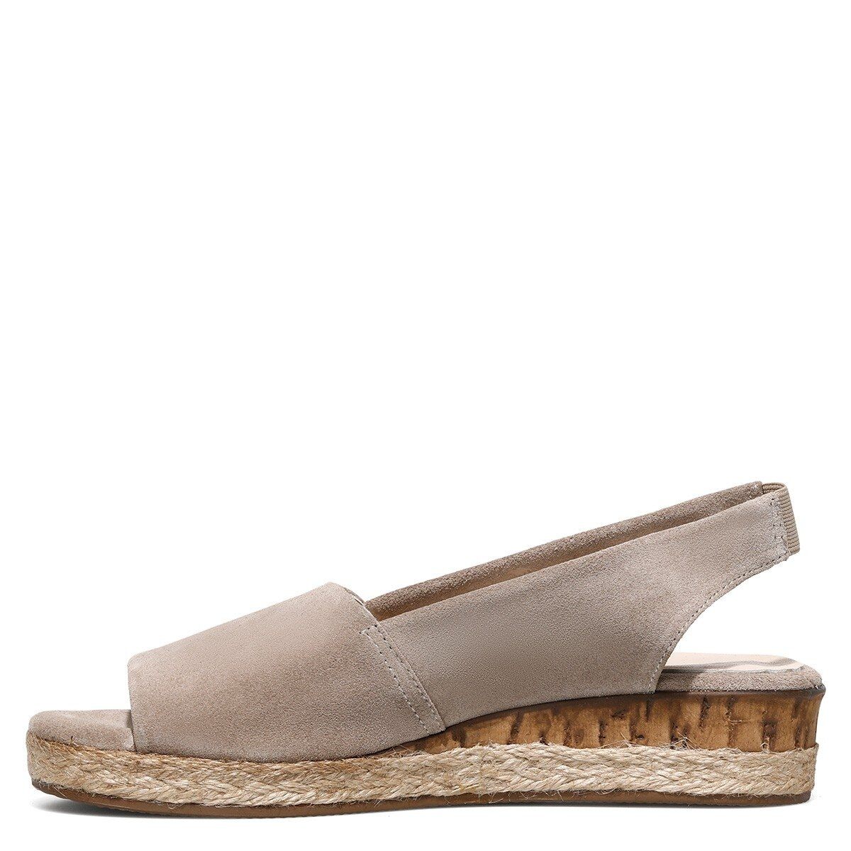 POMELIA 1FX Vizon Kadın Dolgu Topuk Sandalet