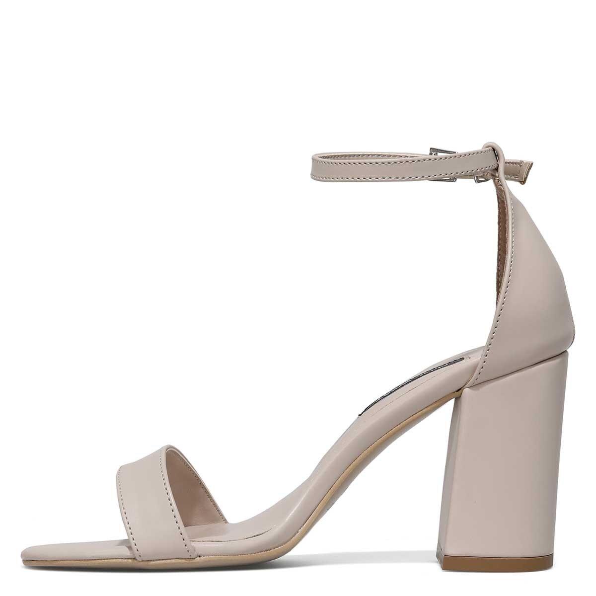 MAYSIE 1FX Naturel Kadın Topuklu Sandalet