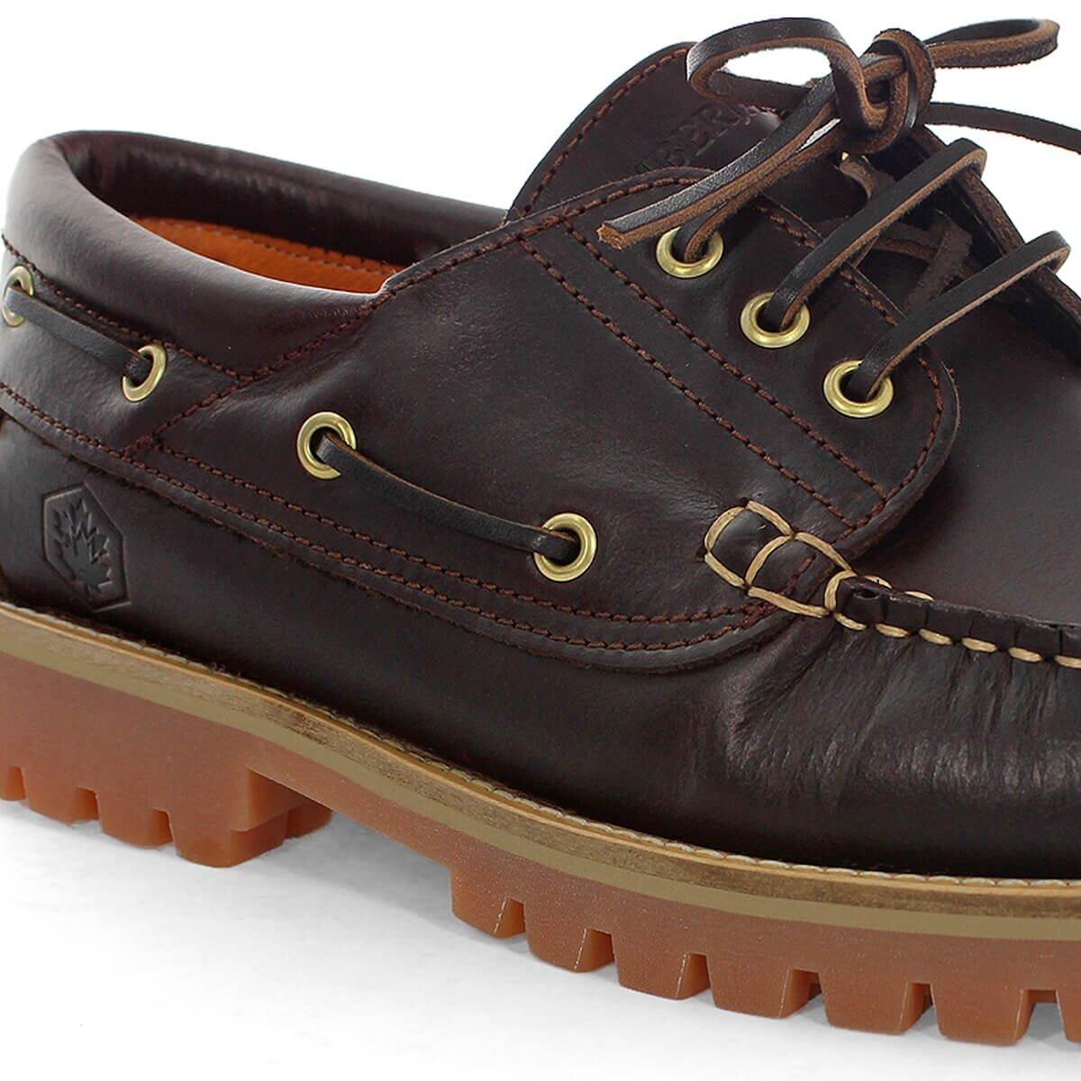 NEWMAN Boat shoes Man
