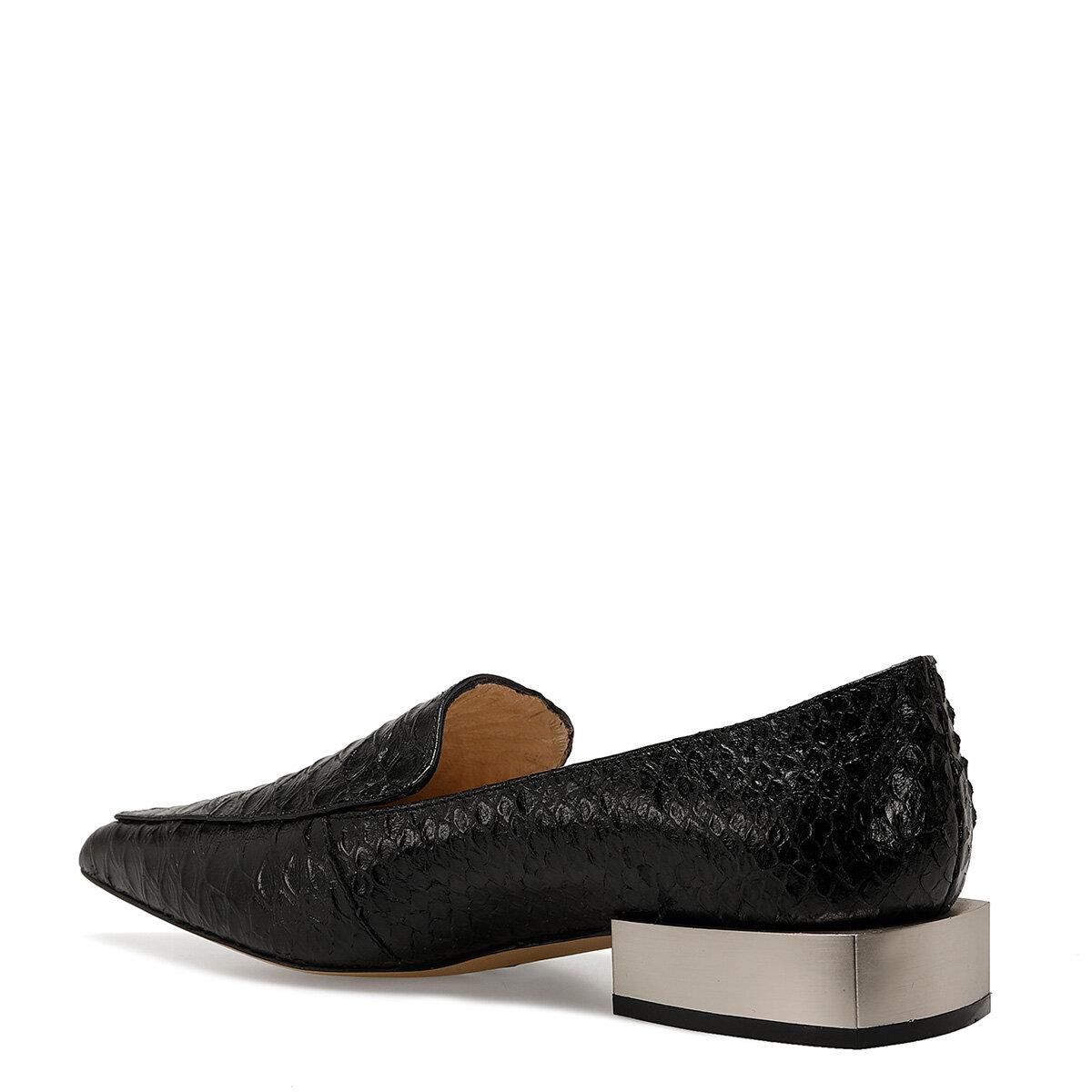 GENIE Siyah Kadın Loafer