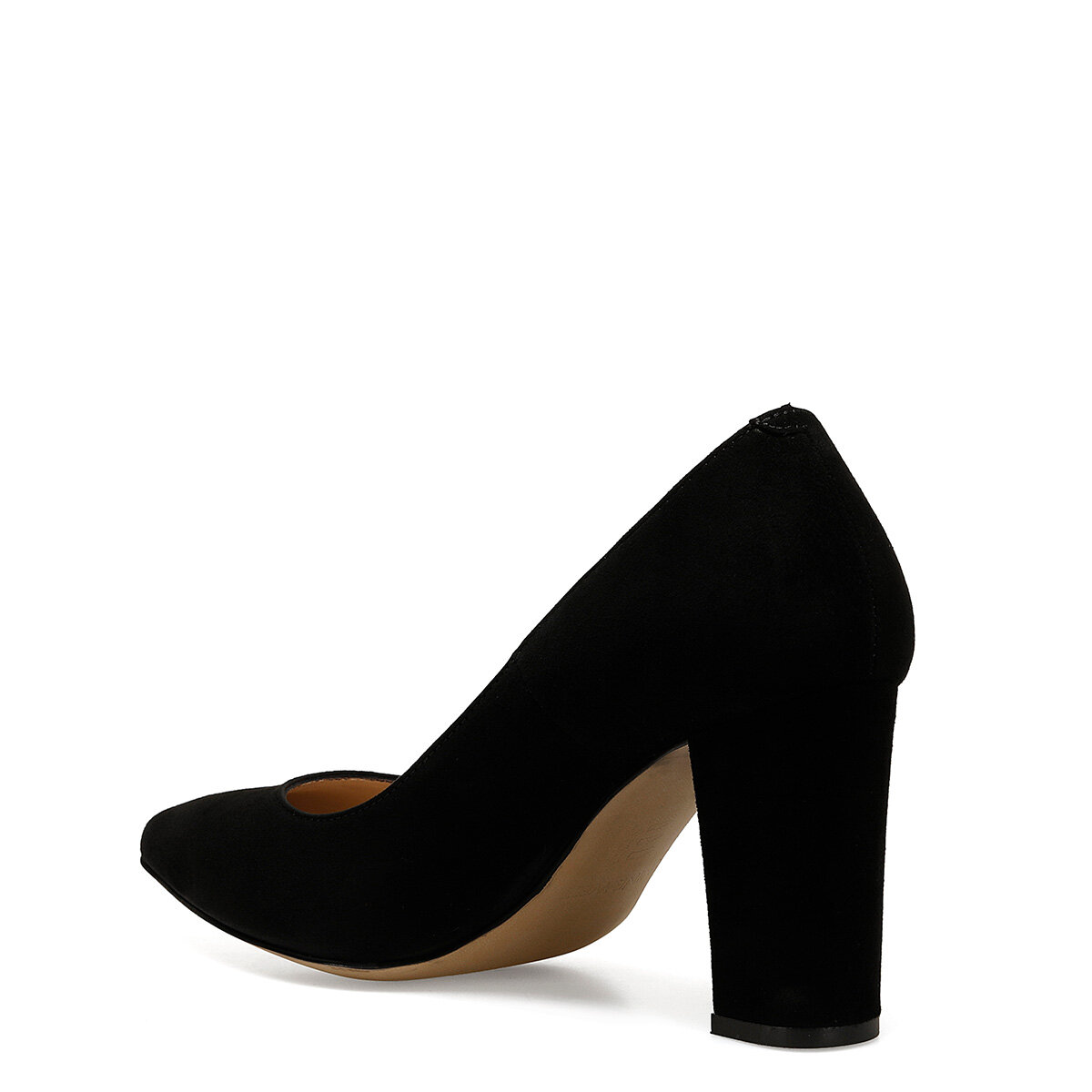 TORAS2 Siyah Kadın Topuklu Ayakkabı