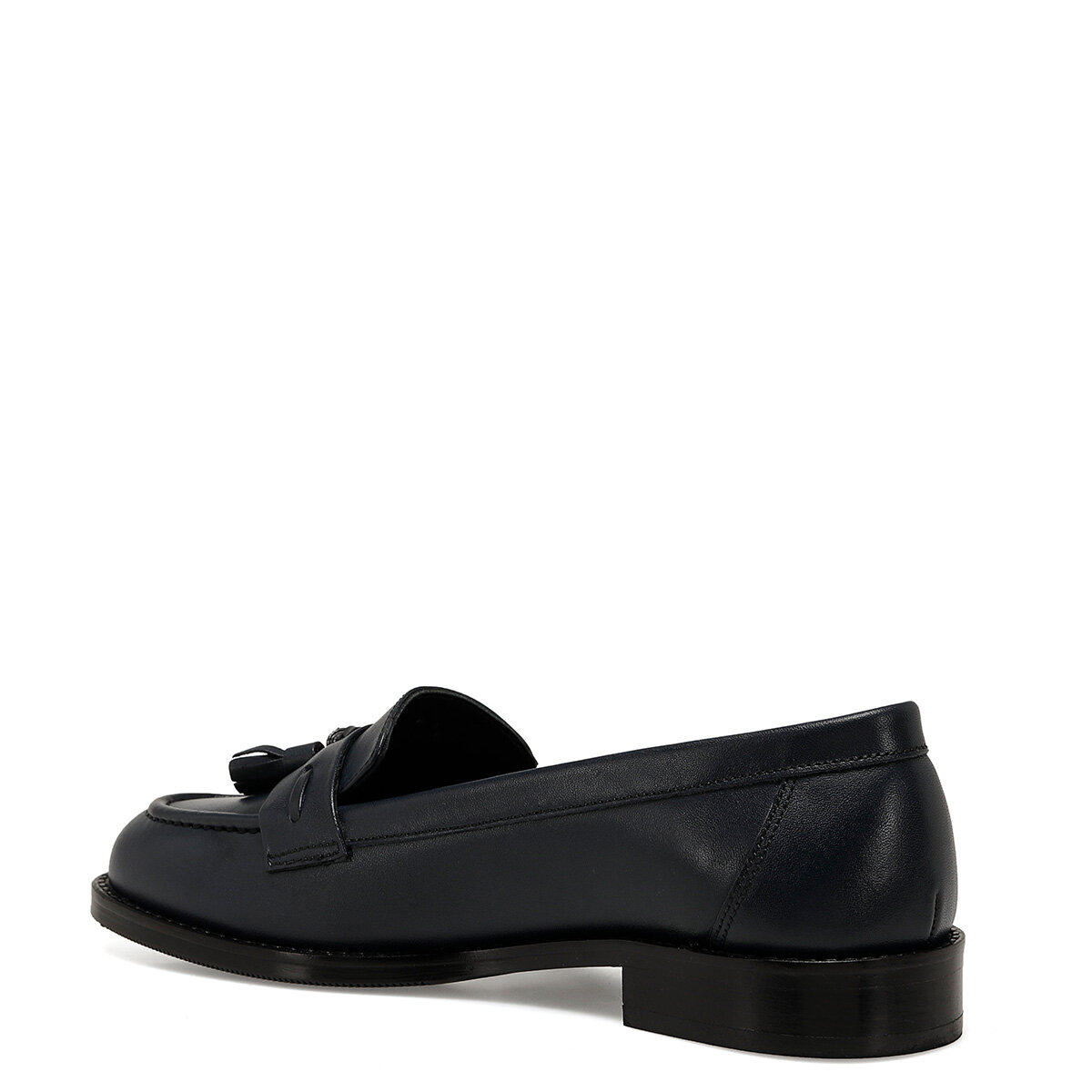 HOGAN Lacivert Kadın Loafer Ayakkabı