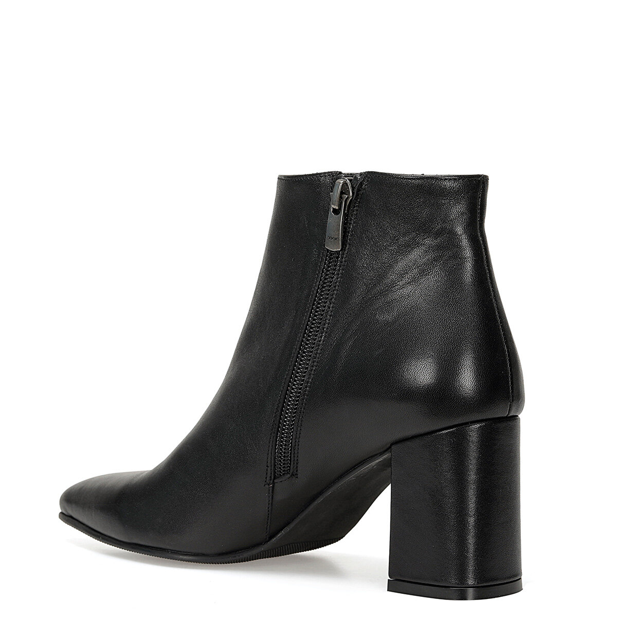 GALO Siyah Kadın Topuklu Ayakkabı