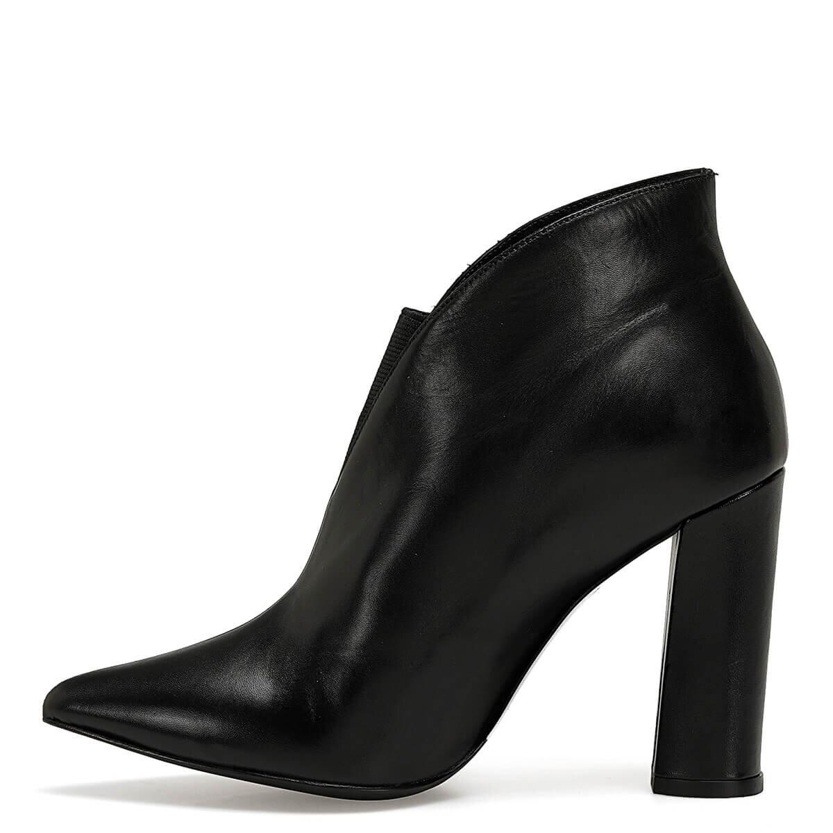 JOLIE Siyah Kadın Topuklu Bot