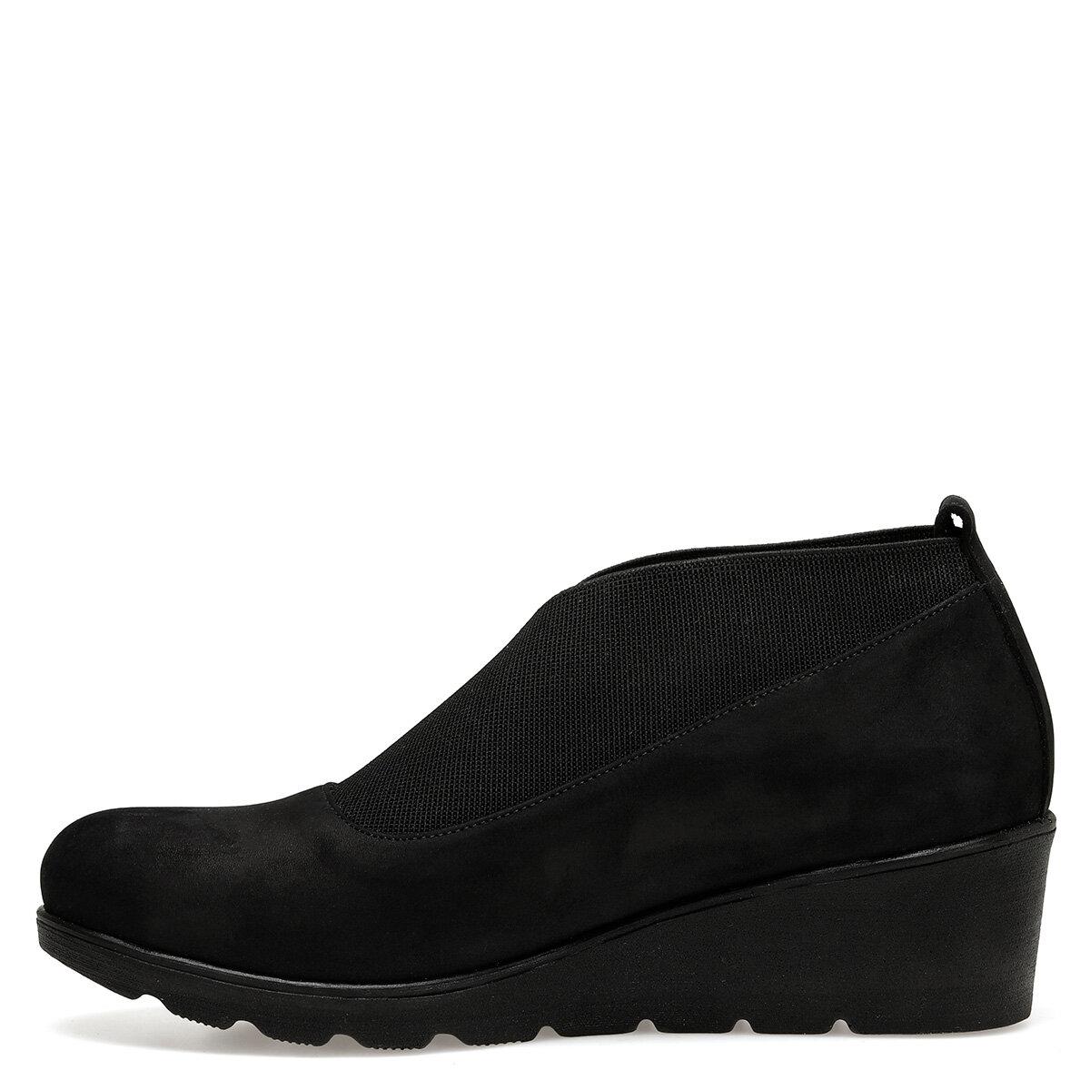 ELLIS Siyah Kadın Topuklu Ayakkabı