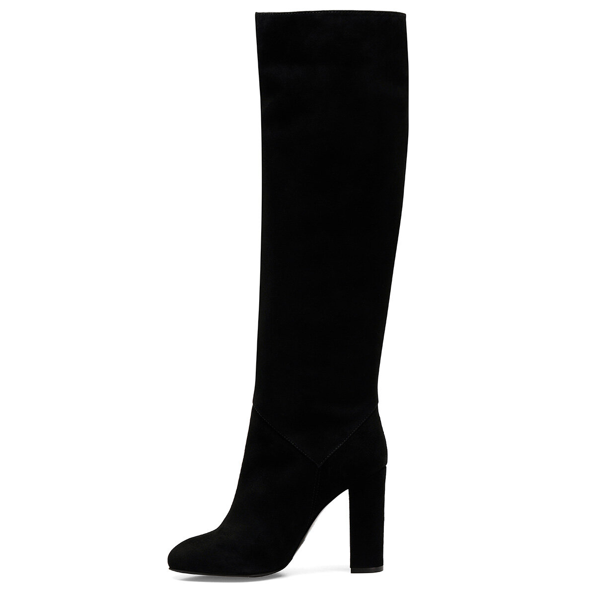 XTRA Siyah Kadın Topuklu Çizme