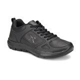Kinetix FLEX COMFORT PU W Siyah Kadın Yürüyüş Ayakkabısı