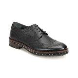 Garamond 81031 Siyah Erkek Klasik Ayakkabı