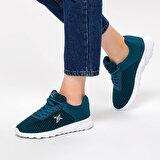 Kinetix TALY W Petrol Kadın Sneaker Ayakkabı