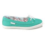 Kinetix 1241043 Yeşil Kadın Ayakkabı