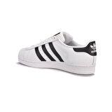 adidas SUPERSTAR FOUNDATION Beyaz Erkek Sneaker Ayakkabı