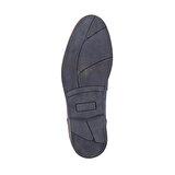JJ-Stiller PRG-3 M 6683 Lacivert Erkek Klasik Ayakkabı