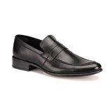 Garamond LX1503 M 1602 Siyah Erkek Klasik Ayakkabı
