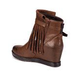 Kinetix A1306694 Taba Kadın Basic Casual Ayakkabı