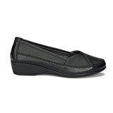 Polaris 71.157280.Z Siyah Kadın Klasik Ayakkabı