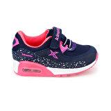Kinetix LARGO Lacivert Kız Çocuk Sneaker Ayakkabı