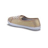 Polaris 71.354991.Z Altın Kadın Slip On Ayakkabı