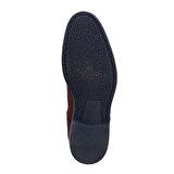 Garamond 838 M 1492 Bordo Erkek Modern Ayakkabı