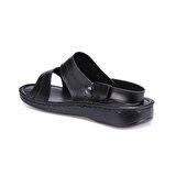Flexall 15 M 1625 Siyah Erkek Sandalet