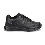 Kinetix KALEN PU Siyah Erkek Koşu Ayakkabısı