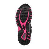 Kinetix TROY HI WP W Siyah Kadın Trekking Ayakkabı