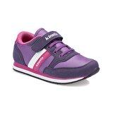 Kinetix PAYOF PU Mor Kız Çocuk Sneaker Ayakkabı