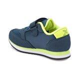 Kinetix PAYOF PU Petrol Erkek Çocuk Sneaker Ayakkabı
